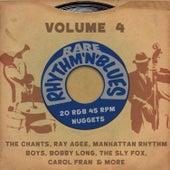 Rare Rhythm´n´blues Vol.4, 20 R&B 45 Rpm Nuggets by Various Artists