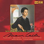 Maria Callas Edition by Various Artists