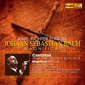 Bach: Cantatas & Magnificat, BWV 243 von Various Artists