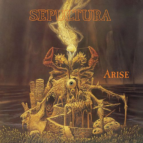Dead Embryonic Cells (Industrial Remix) by Sepultura