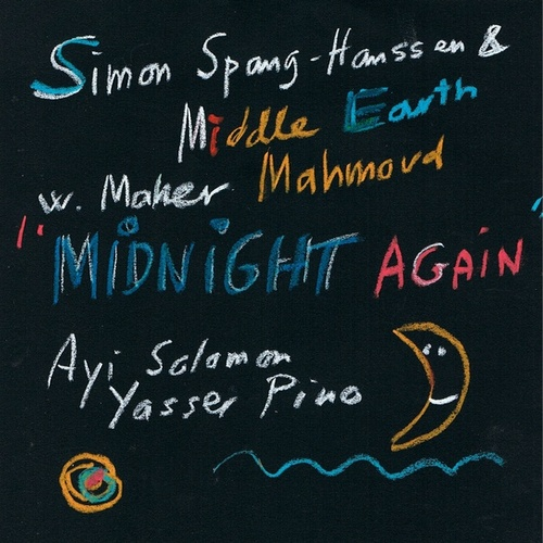 Midnight Again by Simon Spang-Hanssen