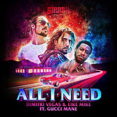 All I Need by Dimitri Vegas & Like Mike