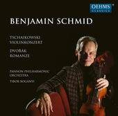 Tchaikovsky: Violin Concerto - Dvořák: Romance von Benjamin Schmid