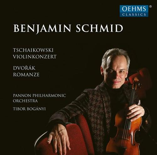 Tchaikovsky: Violin Concerto - Dvořák: Romance by Benjamin Schmid