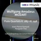 Mozart: Flute Quartets Nos. 1 & 4 von Jean-Pierre Rampal