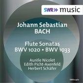 Bach: Flute Sonatas, BWV 1020 & 1033 by Aurèle Nicolet