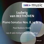 Beethoven: Piano Sonatas Nos. 8, 14 & 15 de Paul Badura-Skoda