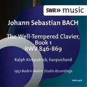 Bach: The Well-Tempered Clavier, Book 1 de Ralph Kirkpatrick