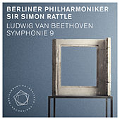 Ludwig van Beethoven: Symphony No. 9 in D Minor, Op. 125 by Berliner Philharmoniker