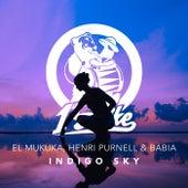 Indigo Sky by Mukuka