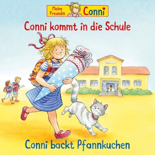 Conni kommt in die Schule (neu) / Conni backt Pfannkuchen von Conni