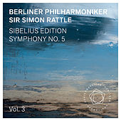 Jean Sibelius: Symphony No. 5 in E-Flat Major, Op. 82 by Berliner Philharmoniker