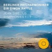 Sibelius: Symphonies 1-7 von Berliner Philharmoniker