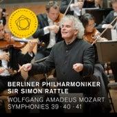 Mozart: Symphonies Nos. 39, 40 & 41 von Berliner Philharmoniker