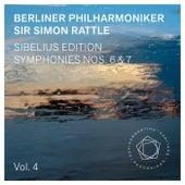 Jean Sibelius: Symphonies Nos. 6 & 7 by Berliner Philharmoniker