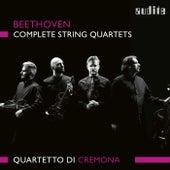 Beethoven: Complete String Quartets by Quartetto di Cremona