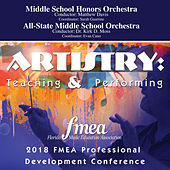 2018 Florida Music Education Association (FMEA): Middle School Honors Orchestra & All-State Middle School Orchestra [Live] von Various Artists