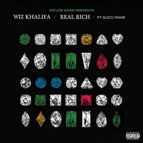 Real Rich (feat. Gucci Mane) by Wiz Khalifa