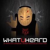 What U Heard (Radio Edit) by Marcos Carnaval