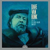 Live at Sir George Williams University de Dave Van Ronk