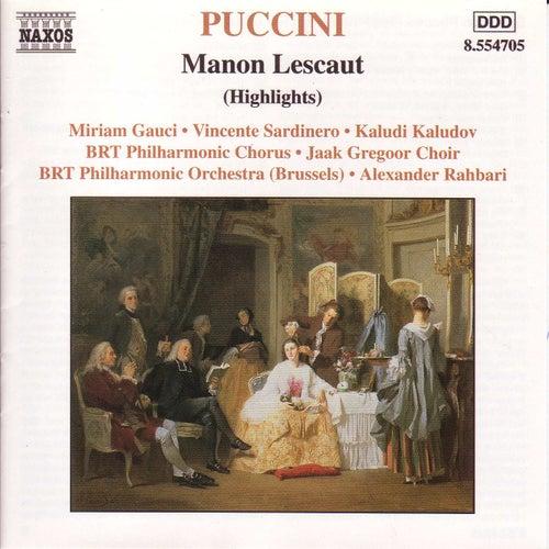 Manon Lescaut (Highlights) by Giacomo Puccini