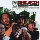 Breakin Wreckwordz, Vol. I by Various Artists