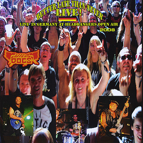 Live At Headbangers Open Air by Wild Dogs