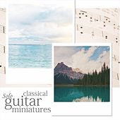 Miniatures for Classical Guitar by Evgeny Lavrenenkov