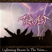Lightning Storm in the Veins… by Harvist