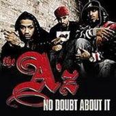 No Doubt About It - Single by AZ