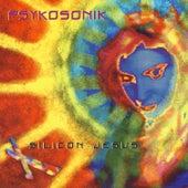 Silicon Jesus - EP by Psykosonik