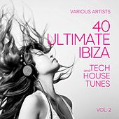 Ibiza (40 Ultimate Tech and House Tunes), Vol. 2 by Various Artists