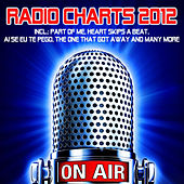Radio Charts 2012 (Incl.: Part of Me, Heart Skips a Beat, Ai Se Eu Te Pego, The One That Got Away and Many More) de On/Air