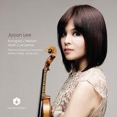 Korngold & Nielsen: Violin Concertos von Jiyoon Lee
