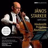 János Starker Plays Hindemith, Prokofiev & Rautavaara de János Starker