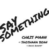 Say Something by Chris Mann