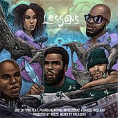 Lessons (feat. Pharoahe Monch, Intelligenz & Daniel McClain) by Justin Tyme