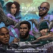 Lessons (feat. Pharoahe Monch, Intelligenz & Daniel McClain) von Justin Tyme