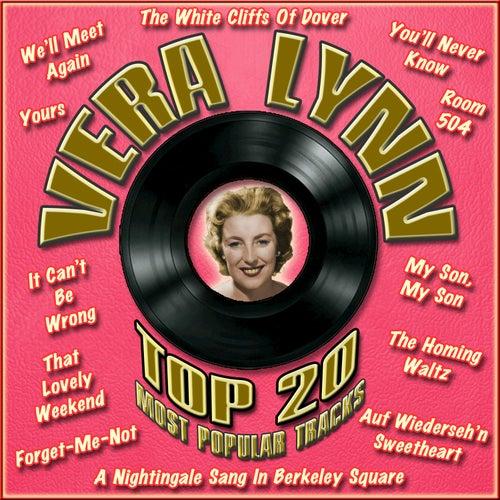 Top 20 Most Popular Tracks by Vera Lynn