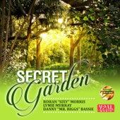 "Secret Garden by Rohan ""Sixy"" Morris"