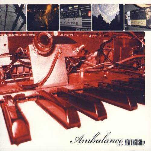 New English - EP by Ambulance Ltd.