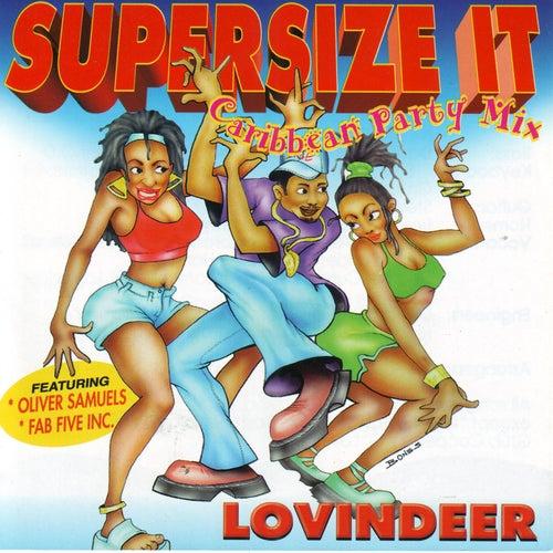 Super Size It - Caribbean Party Mix by Lovindeer