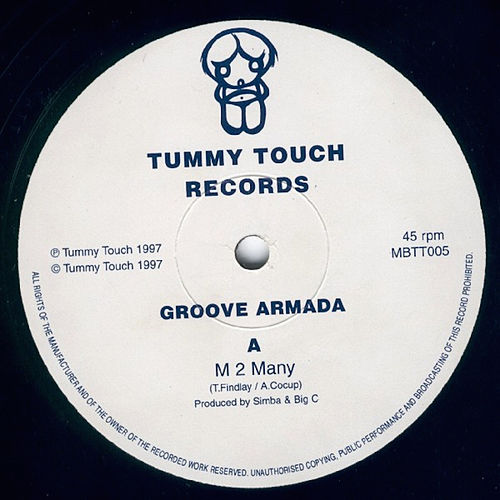 M 2 Many de Groove Armada