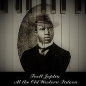 Scott Joplin at the Old Western Saloon de Classical Meditation Players