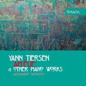 Yann Tiersen: Amélie & Other Piano Works de Alessandro Simonetto