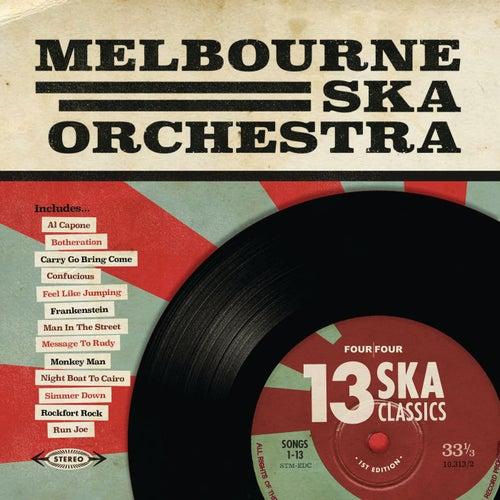 Ska Classics di Melbourne Ska Orchestra