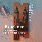 Bruckner - Symphony No. 1 in C Minor: III. Scherzo. Lebhaft, schnell (Standard Digital) by Valery Gergiev