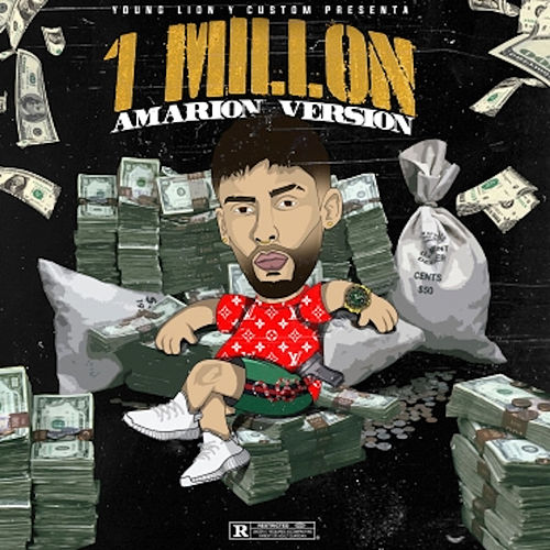 1 Millon (amarion Version) by J King y Maximan