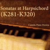 Sonatas at Harpsichord (K281-K320) by Camila Pinto Pereira