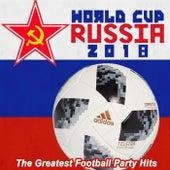 World Cop Russia 2018 von Various Artists